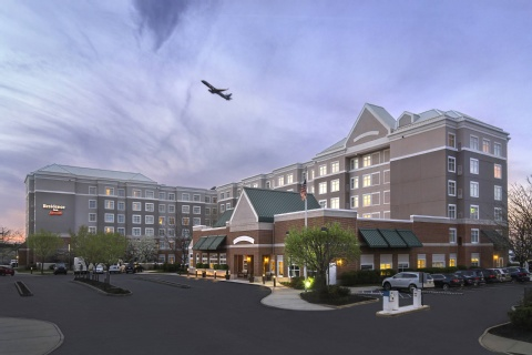 Residence Inn By Marriott Newark Elizabeth/Liberty International Airport