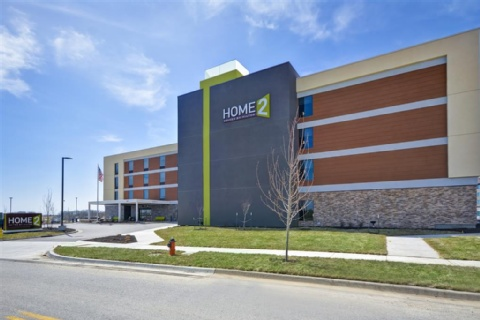 Home2 Suites By Hilton Kci Airport